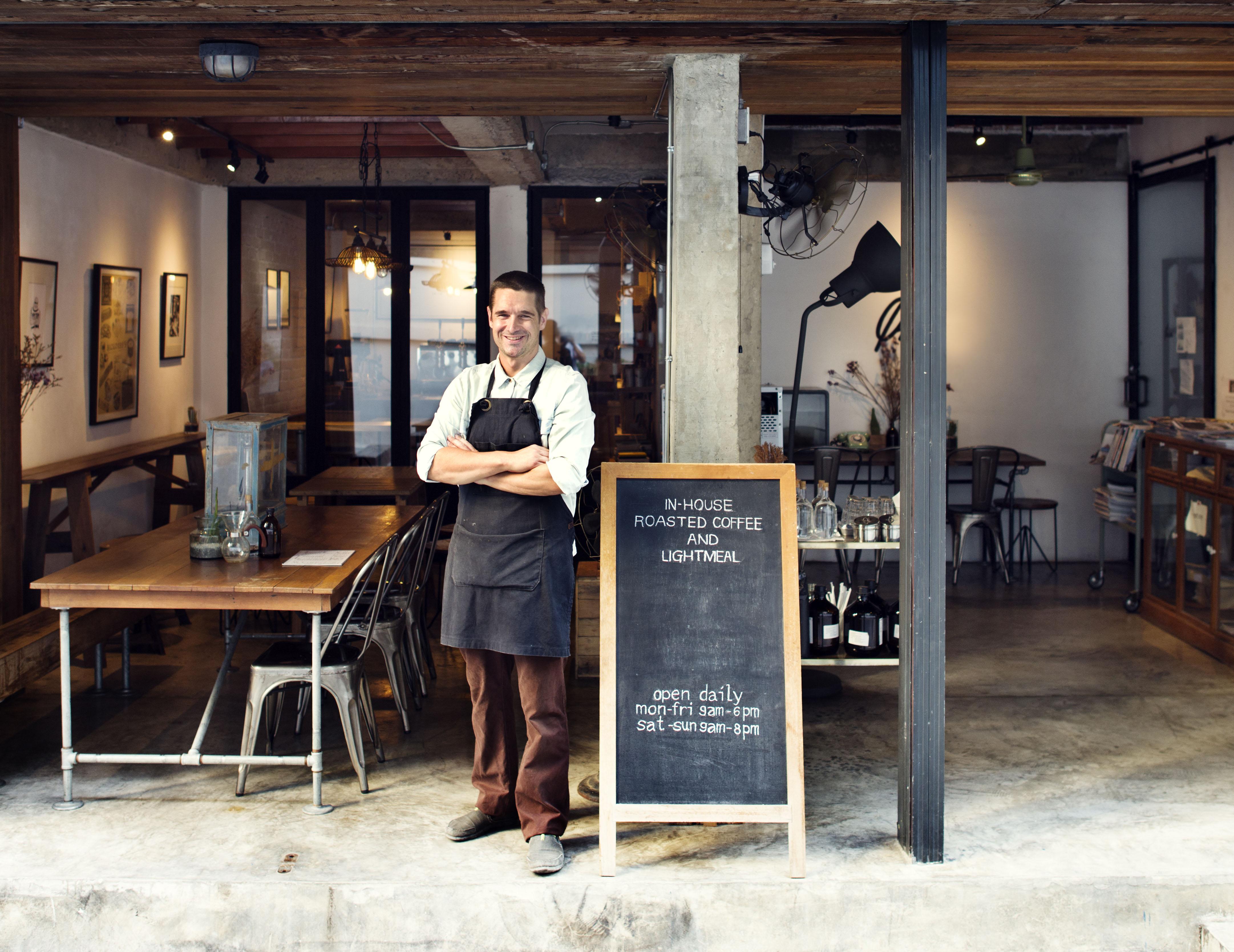 Gastronom - Anbieter werden - Eat around the Corner